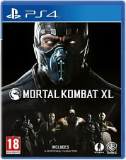 Mortal Kombat XL For PS4 (New & Sealed)