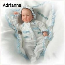 Reborn Doll 3 Peice Outfit For 12 inch Doll Adrianna ~ REBORN DOLL SUPPLIES