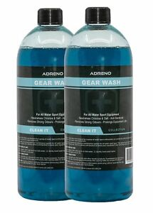 ADRENO Wetsuit/Gear Wash - 1L - Twin Pack