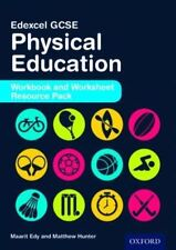 Edexcel GCSE Physical Education: Workbook and Worksheet Resource Pack by...
