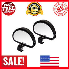 Blind Spot Mirrors, Adjustable Car Auxiliary Universal Wide Angle Mirror