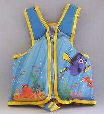 Finding Dory Life Vest Jacket Youth Toddler S/M Disney Pixar Nemo Flotation