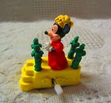 Vintage Burger King Disney Toy, Minnie Mouse On A Float