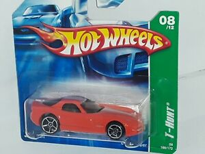 H.W. ( TH ) Dodge Viper ( Short Card)  # 8 of 12 , 2008