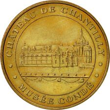 [#520262] France, Token, Touristic token, Chantilly - Chateau n°1, 2004, Mdp