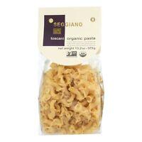 Seggiano Organic Toscani Pasta Case of 8 -13.25 OZ Senviapay food