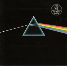 The Dark Side Of The Moon by Pink Floyd (CD, 1993 Capitol, Canada, C2 46001)