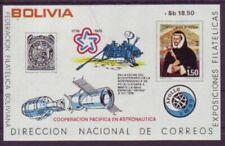 Postfrische Briefmarken mit Raumfahrt-Motiven aus den USA
