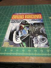 1969 February Drag Racing Magizine NHRA, Mickey Thompson, Bonnie Osborn.