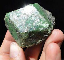 854ct !!! Green Grossular TSAVORITE XXL Crystal - Merelani Hills, Tanzania