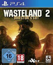Sony Ps4wasteland 2 juego - Director's Cut (de/en) (con Emb. Orig.)