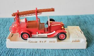 Solido Age D'Or Citroen C4F Fire Truck 4403. Mint & Boxed.