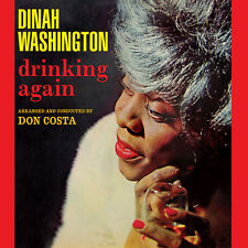 Dinah Washington - Drinking Again CD