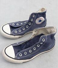 Converse Hi Tops Navy Size 5