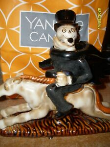 Yankee Candle Boney Bunch Headless Horseman *VERY RARE*
