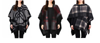 NEW Ike Behar Ladies' Reversible Fashion Wrap - One Size - VARIOUS COLORS