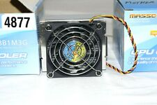 MASSCOOL 9T288B1M3G 70MM BALL CPU COOLER  (ONE)