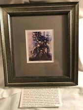 "Bill Mack ""Freedom"" Print, Professionally Framed (E19)"