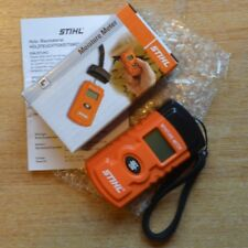 STIHL Digital Wood Moisture Meter Firewood Damp Tester Detector