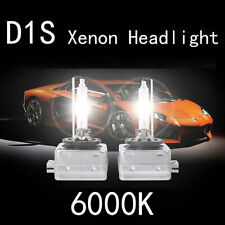 D1S D1C D1R 6000K HID Xenon Light 35W Lamps For Car Replacement New 2PCS Bulbs
