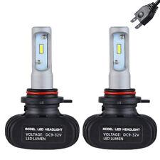 2x H7 High Power CREE LED Headlight Car 180W 6500K Replace Hi/Lo Beam Bulb Lamp