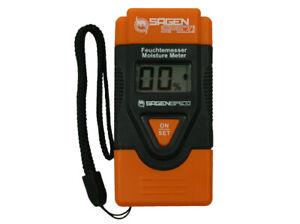 Sägenspezi Holzfeuchte Messgerät Feuchtigkeitsmesser - moisture meter