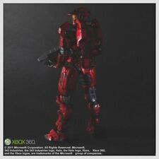 Halo Combat Evolved Spartan Mark V RED Play Arts Kai Action Figure Square Enix