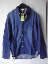 """Chemise En Jeans Unisex """"Adidas-Néo"""".T.(XS).Neuve Etiquetée"""