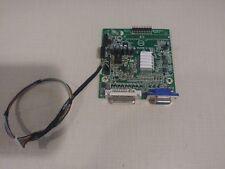VIEWSONIC VG920 715G1558-2 0980KHSVWP MAIN BOARD W/ CABLE MONITOR LCD HD PC MAC