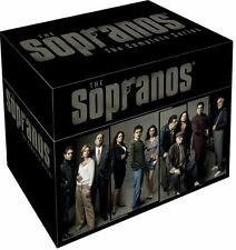 The Sopranos - Series 1-6 - Complete 28 Disc DVD Box Set