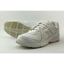 New Balance Leather Low (3/4 in. to 1 1/2 in.) Heel Athletic Shoes for Women