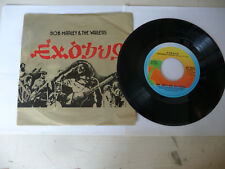 "BOB MARLEY"" EXODUS- DISCO 45 GIRI 7'-ISLAND Italy 19772-PERFETTO"