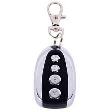 433mhz Universal Cloning Remote Control Key Fob Electric Gate Garage Door BB