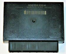 VW Phaeton Central locking Comfort Control Convenience Module 3D0959933M