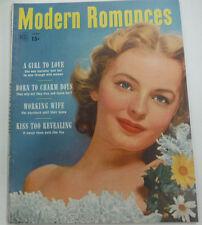 Modern Romances Magazine Born To Charm Boys June 1951 070315R2