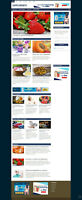 HEALTH SUPPLEMENTS SUPPLIES AFFILIATE WEBSITE + HOSTING & FREE DOMAIN