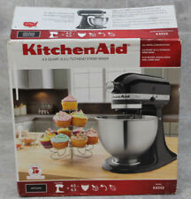 KitchenAid K45SS 275 Watt Tilt-head Stand Mixer in Black