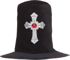 Adult Unisex Velvet Costume Top Hats