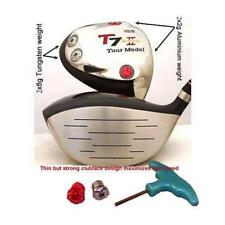 Mens Driver Tour Titanium 10.5* Loft- Free Wrench + Extra Weights, New