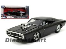 Fast and Furious 70 Dodge Charger 1 24 Scale Hollywood Ride by Jada Toys