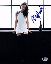 Alexandra Park Signed 8X10 Photo The Royals Autograph Sexy Babe Bsa Psa