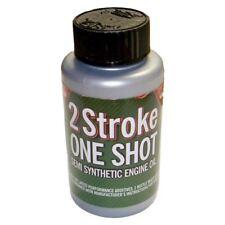 Dos (2) Tiempos Aceite Botella un tiro Ideal Para Motosierra Stihl 50:1 Mix
