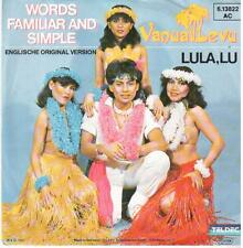 "<1497-01> 7""Single: Vanua Levu - Words Familiar And Simpe / Lula, Lu"