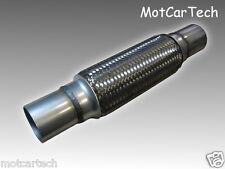 Flexrohr mit Rohrstutzen Ø 45 / 200mm / 300mm für einfache Schweißarbeiten