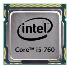 Intel Core i5-760 (4x 2.80ghz) slbrp CPU Socket 1156 #6295