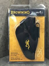 Browning 1911-22/1911-380 Lock-Pro Holster 12903012 Friction Lock, Trigger Guard