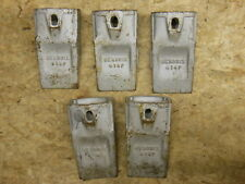 (5) HENDRIX - 414P - Dirt Digging Bucket Tooth - Lot of 5 - NEW