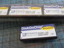 MD2200-D02   5V  2M  DiskOnChip 2000   Flash Disk dip32 M-system