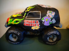 "CHUCK E CHEESE PLUSH STUFFED MONSTER 14"" TRUCK TOY PUFFALUMP STYLE 2009 GOOD STU"