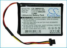 Battery fits TomTom FMB0844048294, XL 340, 340S LIVE XL, Route XL-2YR Warranty